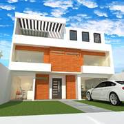 Distribuidores Comex - Proyecto de casa habitacion