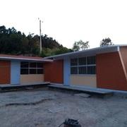 Mantenimiento a Escuela Primaria,La Paz
