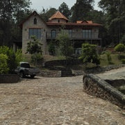 Vivienda residencial en el municipio de Huasca, Hidalgo