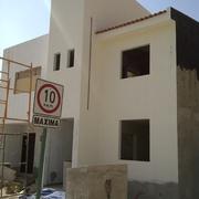 Distribuidores Condumex - Construcción de casa habitación en Balcones de San Mateo