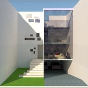 Casa Habitación Nivel Medio, Tlahuac, CDMX,