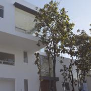 Fachada Residencia CM
