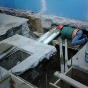 Hotel NH Puebla: instalación hidrosanitaria, protección contra incendio y detección de humo para 52 habitaciones.