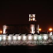 Iluminación de la fortaleza de San Juan de Ulúa