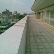 Proyecto de Impermeabilización de Roof Gardens Edificio Miguel Lauret 425, con Sistema  Impermeable base Poliurea