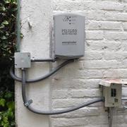 Instalación de cerca ELECTRIFICADAS