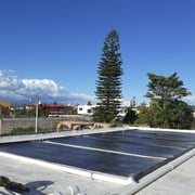 Calefacción Solar para alberca Ayala, Morelos