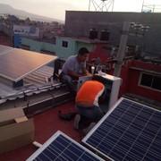 Proyecto fotovoltaico clínica san ta anita valle de chalco