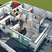 Remodelacion Casa Habitacion en Huamantla, Tlaxcala