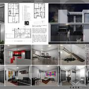 Lamina de Proyecto Casa Norte 3