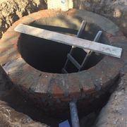 Construccion de fosa septica