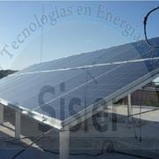 Modulo fotovoltaico.