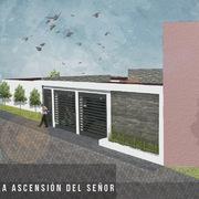 Construcción de casa Parroquial