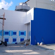 pintura para naves y pintura industrial