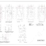 Distribuidores Comex - Proyecto arquitectonico para Casa Habitacion Paso de Ovejas, Ver.