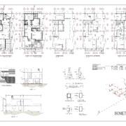 Distribuidores Comex - Proyecto Arquitectonico para Casa Habitacion en Cordoba Ver, Colonia Antorchista