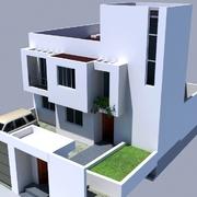 Proyecto casa de habitación.