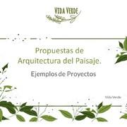 Diseño de Proyectos Varios.