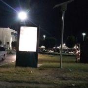 Iluminación Para buses y Publicidad