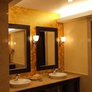 Remodelación de salones, pasillos y baños para Hotel