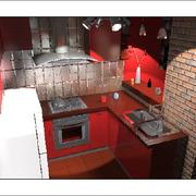 Remodelación de Cocina vista 1.