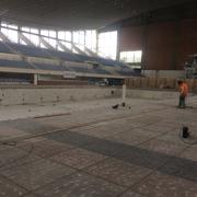 Remodelación de la alberca olimpica CDMX