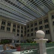 RENDER EXTERIOR HOTEL EN AGUASCALIENTES