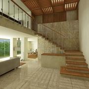 Render interior vestíbulo