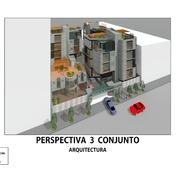 Conjunto Residencial Habitacional Patricio Saenz 224, Col. Napoles.