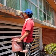 Mantenimiento fachada edificio Gabriel Mancera