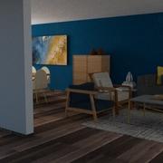 Sala Comedor propuesta 1