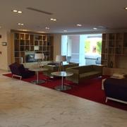 Remodelación de pasillos y lobby Hotel Gama Tijuana