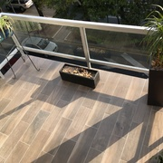 Distribuidores Interceramic - Remodelación Terraza
