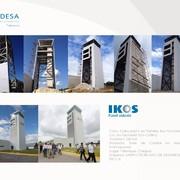 Distribuidores Corev - Torre de control Aeropuerto Internacional de Palenque Chiapas