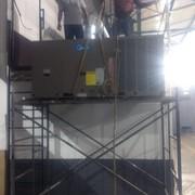 Unidad Paquete con ducteria