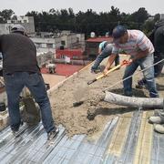 Vaciado de concreto premezclado