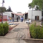 Distribuidores Durock - Remodelación de Centro Cultural en la Delegación Azcapotzalco, CDMX