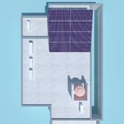 Clinica dental transformando la energia solar en ahorro
