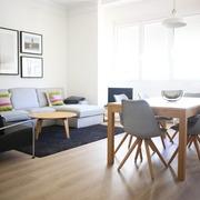 Sala comedor estilo minimalista