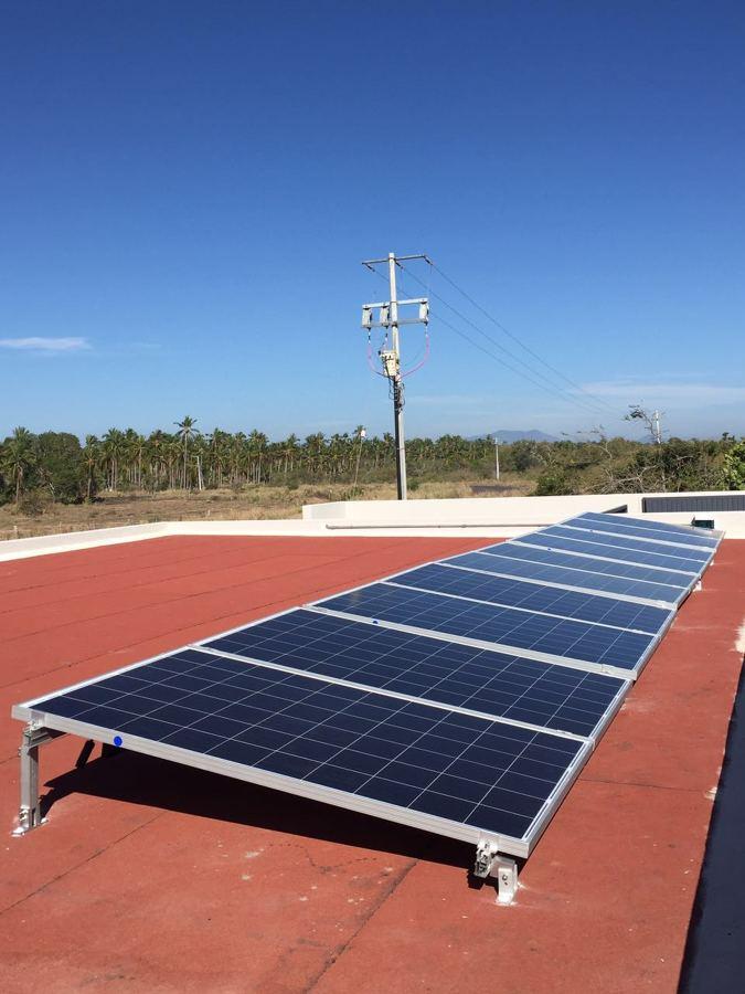 10 paneles fotovoltaicos