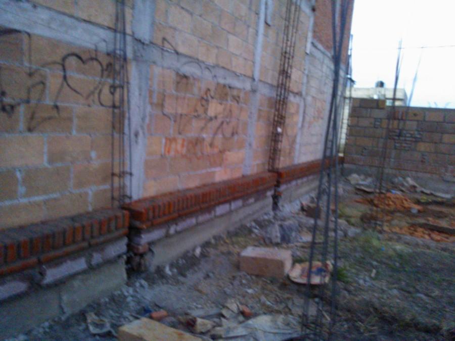 Muros y tabiques construccion tabique de panderete - Tipos de muros ...