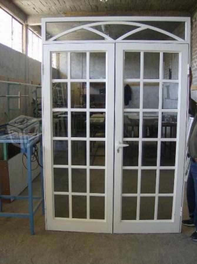 Aluminio y vidrio jmg ideas canceler a aluminio - Arcos decorativos para puertas ...