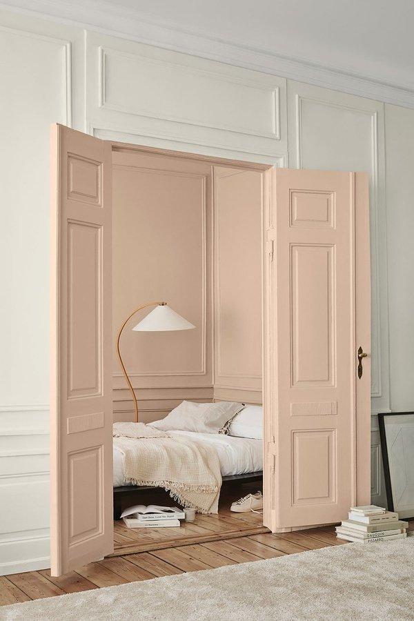 Abre la puerta al color