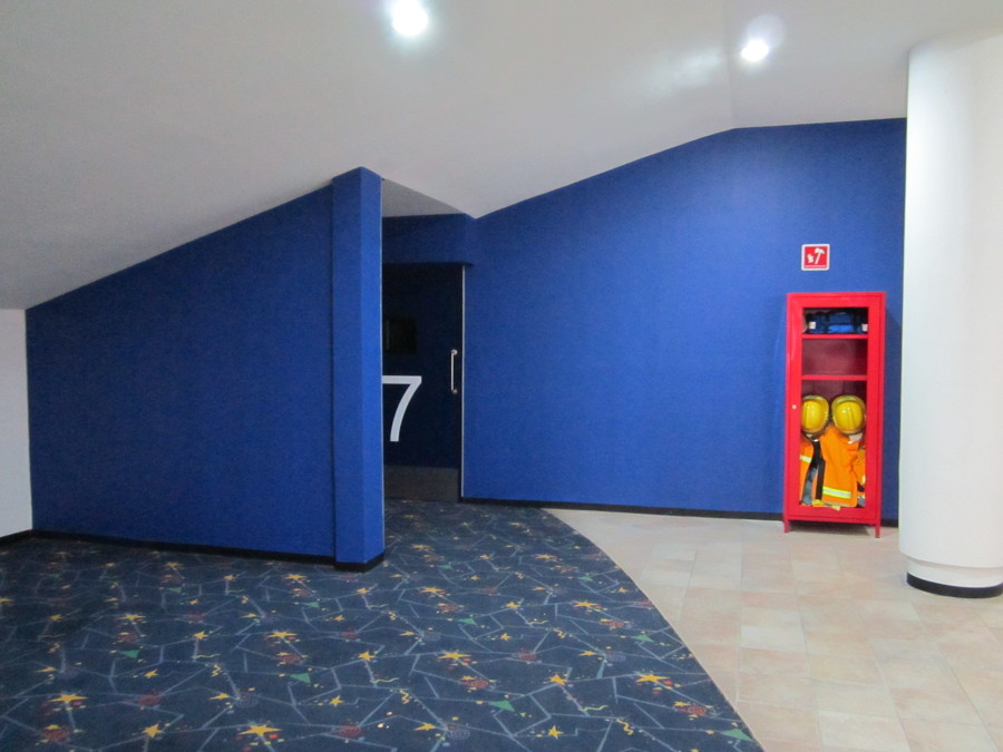 acceso a salas