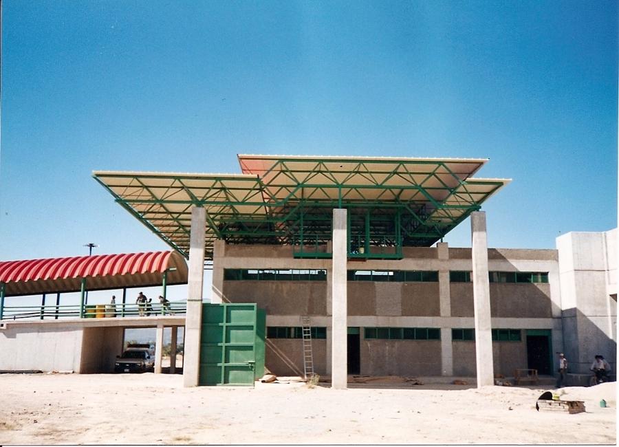 Acceso cereso otumba Estado de México