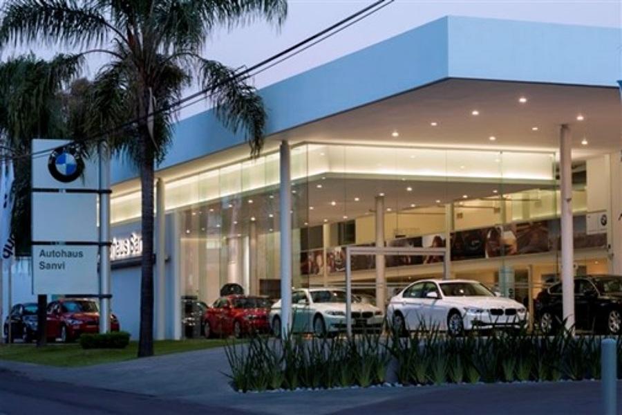 Foto Agencia Bmw Cuernavaca De Saltec Ingenier 237 A Y Arquitectura 25265 Habitissimo