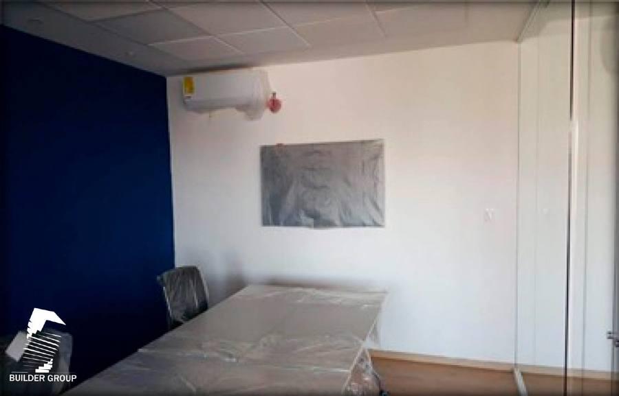 Aire Acondicionado, Pintura, Salidas Eléctricas, Suministro e Instalación de Mobiliario
