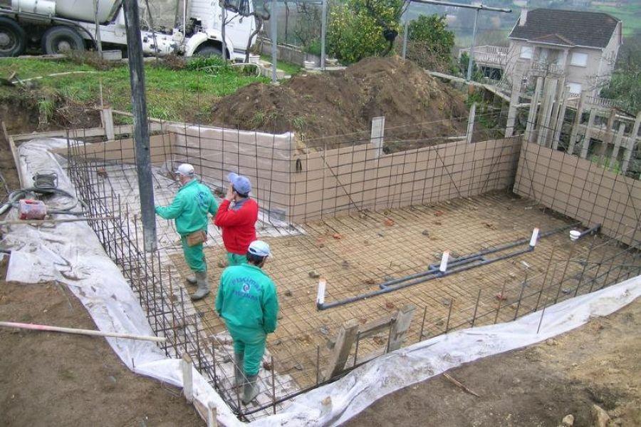 Foto alberca de proveedora de servicios proseka 121678 for Construccion de albercas en mexico