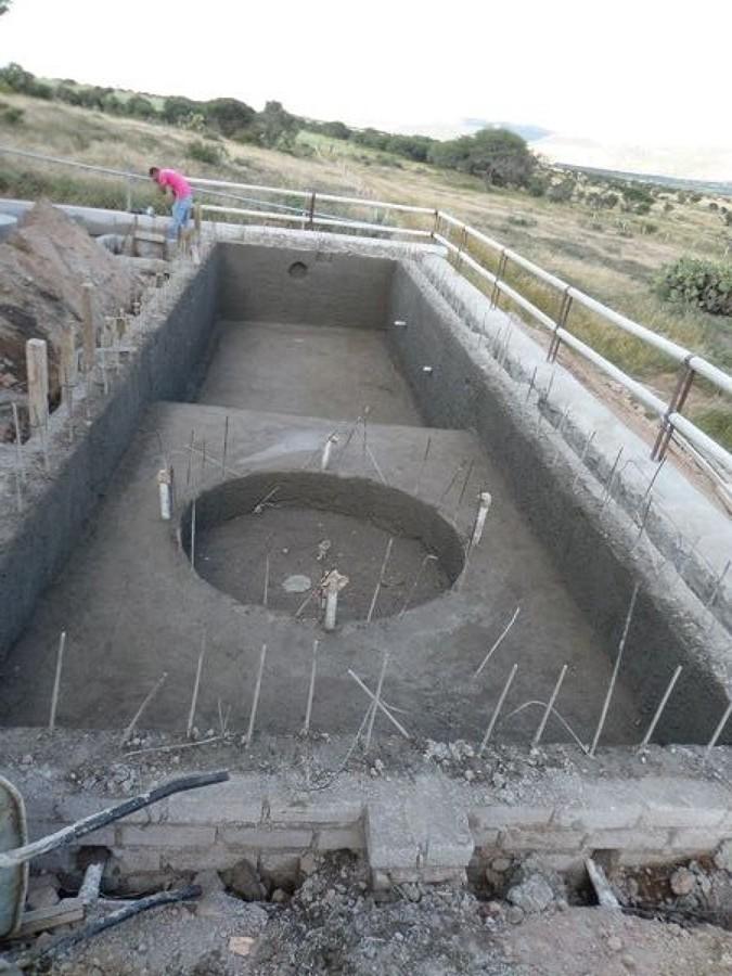 Proyectos nuevos ideas construcci n alberca for Costo de una alberca de concreto