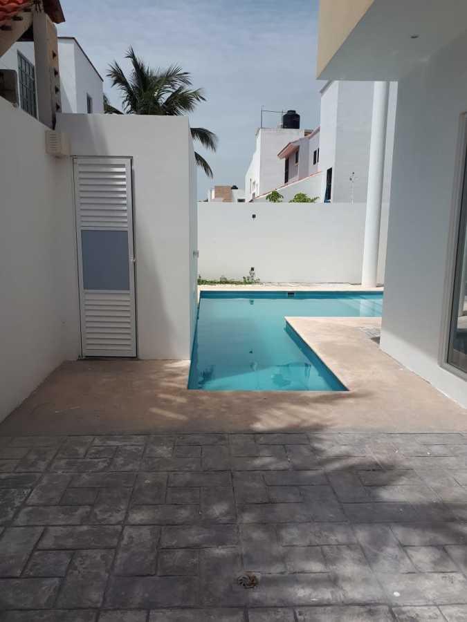 Alberca / terraza